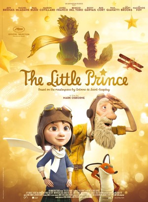 The Little Prince (2015) DVD Release Date