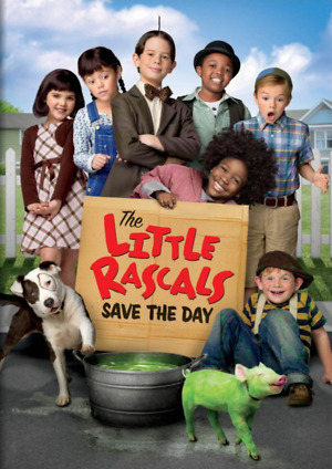 The Little Rascals Save the Day (2014) DVD Release Date
