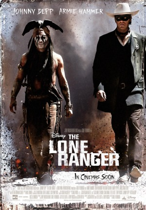 The Lone Ranger (2013) DVD Release Date
