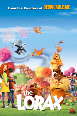 The Lorax (2012) DVD Release Date