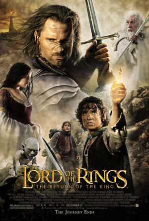 The Lord of the Rings: The Return of the King (2003) DVD Release Date