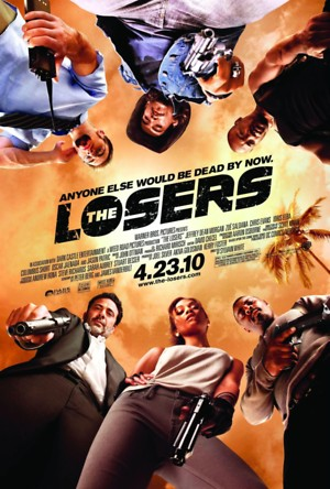 The Losers (2010) DVD Release Date