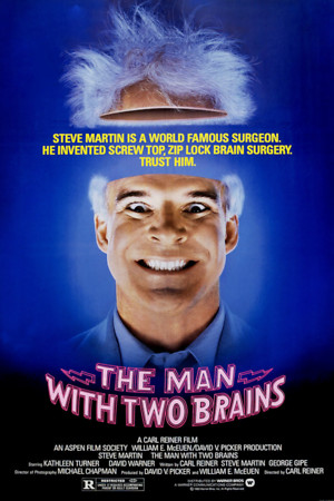 The Man with Two Brains (1983) DVD Release Date