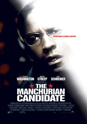 The Manchurian Candidate (2004) DVD Release Date
