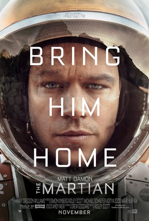 The Martian (2015) DVD Release Date
