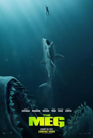 The Meg (2018) DVD Release Date