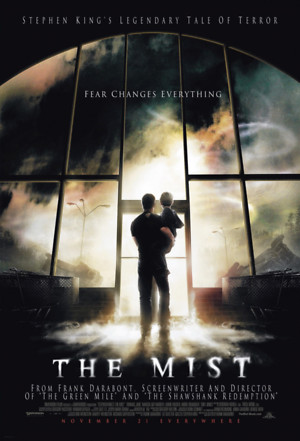 The Mist (2007) DVD Release Date