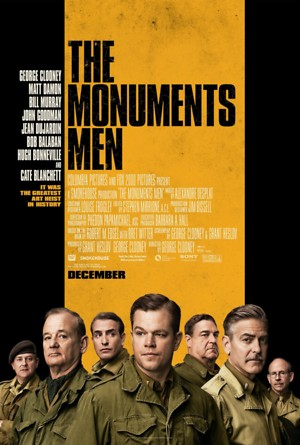 The Monuments Men (2014) DVD Release Date