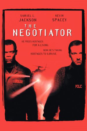 The Negotiator (1998) DVD Release Date