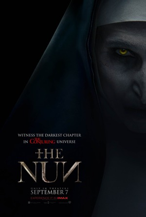 The Nun (2018) DVD Release Date