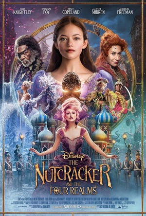 The Nutcracker and the Four Realms (2018) DVD Release Date