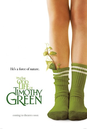 The Odd Life of Timothy Green (2012) DVD Release Date