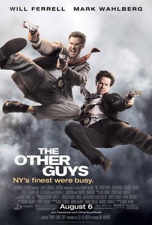The Other Guys (2010) DVD Release Date