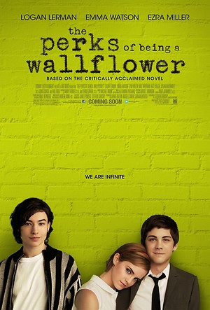The Perks of Being a Wallflower (2012) DVD Release Date