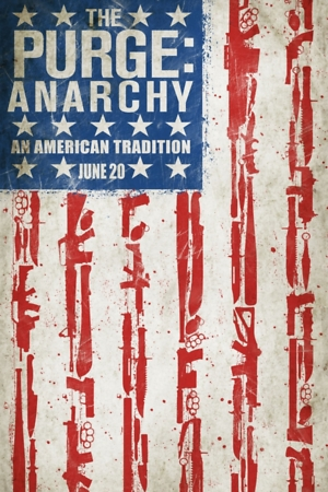 The Purge Anarchy (2014) DVD Release Date