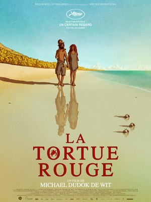 The Red Turtle (2016) DVD Release Date