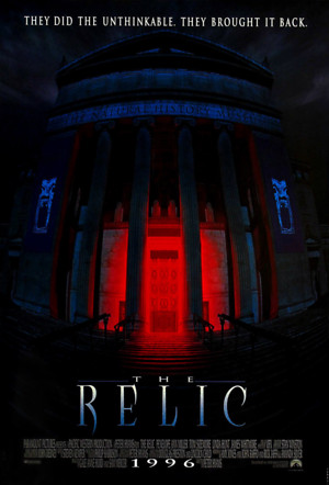 The Relic (1997) DVD Release Date