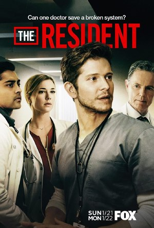 The Resident (TV Series 2018- ) DVD Release Date
