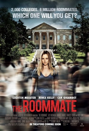 The Roommate (2011) DVD Release Date