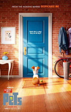The Secret Life of Pets (2016) DVD Release Date