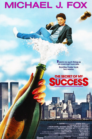 The Secret of My Succe$s (1987) DVD Release Date