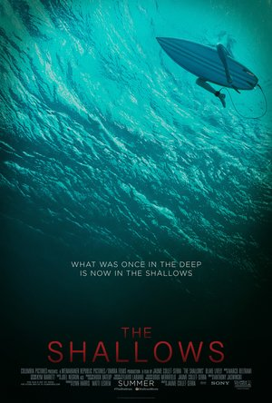 The Shallows (2016) DVD Release Date