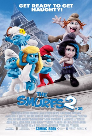 The Smurfs 2 (2013) DVD Release Date