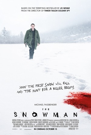 The Snowman (2017) DVD Release Date