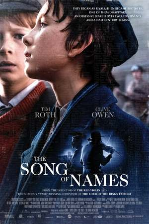 The Song of Names (2019) DVD Release Date