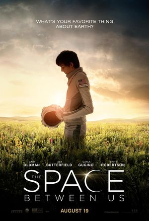 The Space Between Us (2017) DVD Release Date