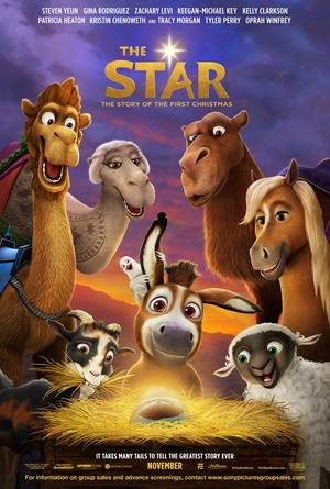 The Star (2017) DVD Release Date