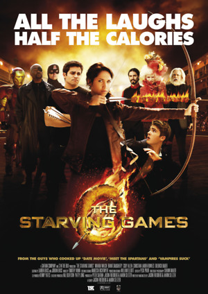 The Starving Games (2013) DVD Release Date
