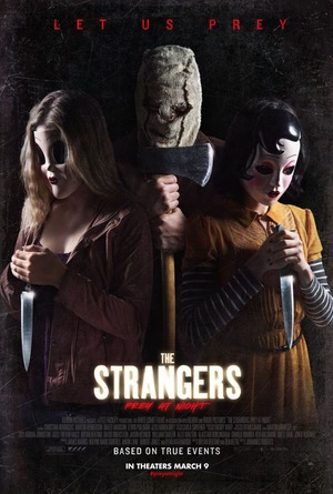 The Strangers: Prey at Night (2018) DVD Release Date