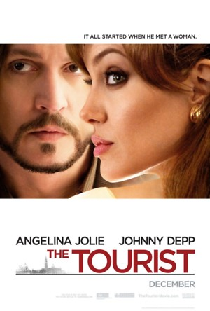 The Tourist (2010) DVD Release Date