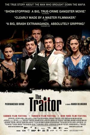 The Traitor (2019) DVD Release Date