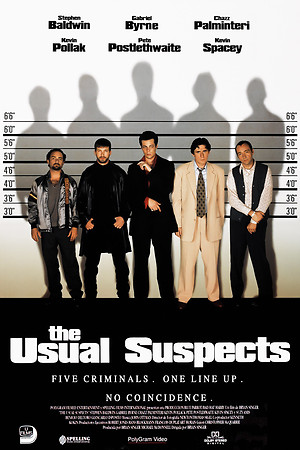 The Usual Suspects (1995) DVD Release Date