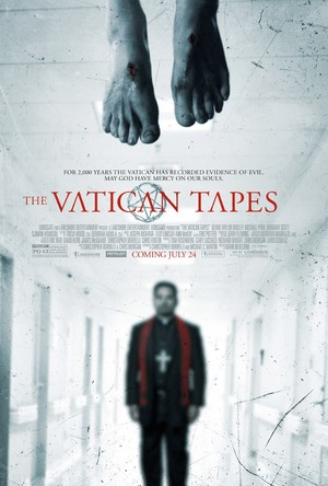 The Vatican Tapes (2015) DVD Release Date