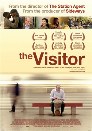 The Visitor (2007) DVD Release Date
