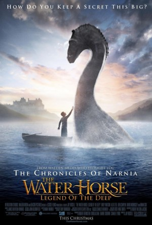 The Water Horse (2007) DVD Release Date