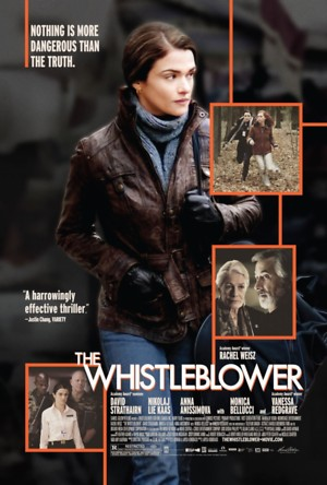 The Whistleblower (2010) DVD Release Date