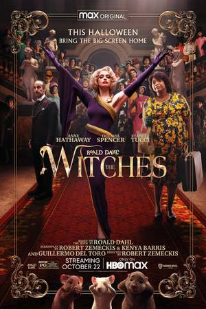 The Witches (2020) DVD Release Date