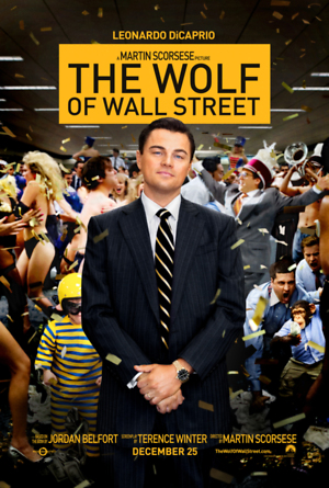 The Wolf of Wall Street (2013) DVD Release Date