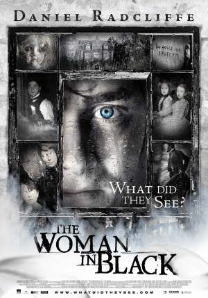 The Woman in Black (2012) DVD Release Date