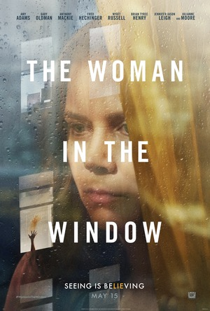 The Woman in the Window (2020) DVD Release Date