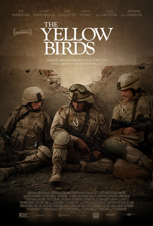 The Yellow Birds (2017) DVD Release Date