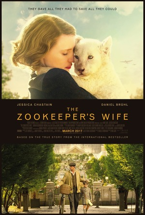 The Zookeeper's Wife (2017) DVD Release Date