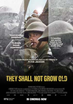 They Shall Not Grow Old (2018) DVD Release Date