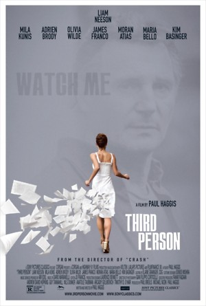 Third Person (2013) DVD Release Date