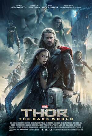 Thor 2: The Dark World (2013) DVD Release Date