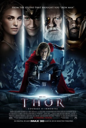 Thor (2011) DVD Release Date